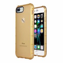 iPhone 7 Plus / iPhone 8 Plus schokbestendig hoesje - goud