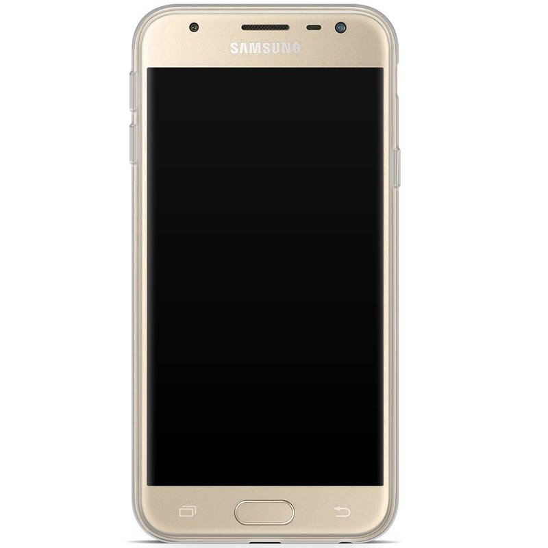 Samsung Galaxy J3 2017 siliconen hoesje - Olifant