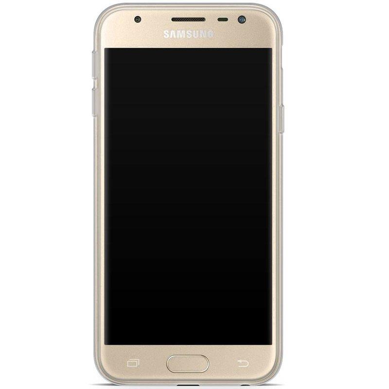 Samsung Galaxy J3 2017 siliconen hoesje - Olifant