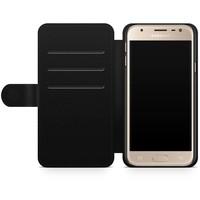 Casimoda Samsung Galaxy J5 2017 flipcase hoesje - Be awesome