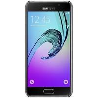 Samsung Galaxy A3 2016 hoesje - Marmer grijs