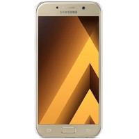 Samsung Galaxy A5 2017 hoesje - Palm smile