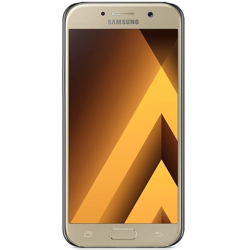 Samsung Galaxy A5 2017 hoesje - Snake art
