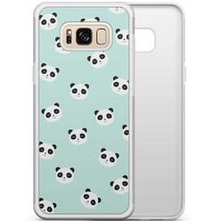 Samsung Galaxy S8 hoesje - Panda's