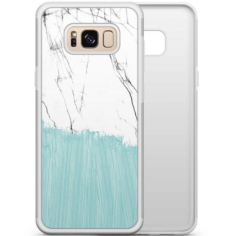 Samsung Galaxy S8 hoesje - Marbletastic