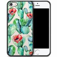 iPhone 5/5S/SE hoesje - Cactus crush
