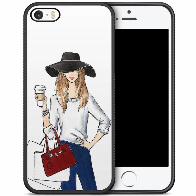 iPhone 5/5S/SE hoesje - Fashionista