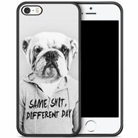 iPhone 5/5S/SE hoesje - Bulldog