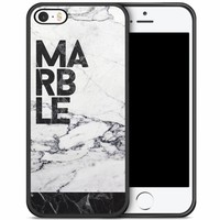 iPhone 5/5S/SE hoesje - Marble is my name