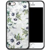 iPhone 5/5S/SE hoesje - Floral art