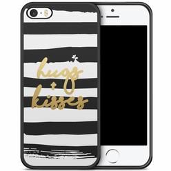 iPhone 5/5S/SE hoesje - Hugs & kisses