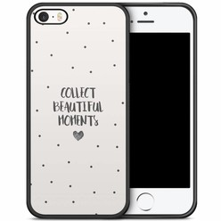 iPhone 5/5S/SE hoesje - Collect beautiful moments