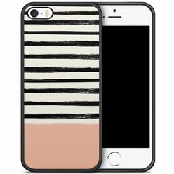 iPhone 5/5S/SE hoesje - Line it up
