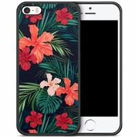 iPhone 5/5S/SE hoesje - Flora