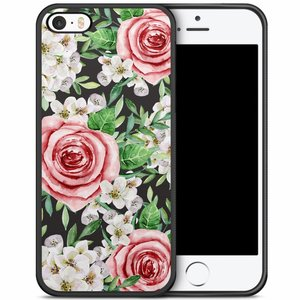 iPhone 5/5S/SE hoesje - Rose story