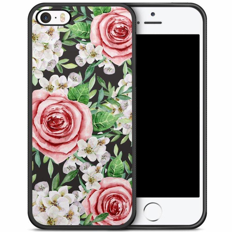 iPhone 5/5S/SE hoesje - Rose story