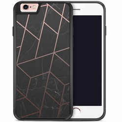 iPhone 6/6s hoesje - Marble grid