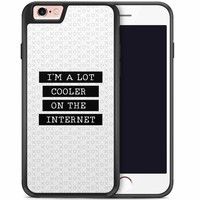 iPhone 6/6s hoesje - Cooler on the internet