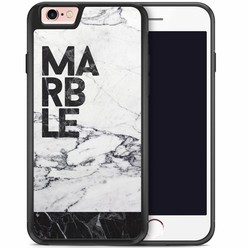 iPhone 6/6s hoesje - Marble is my name