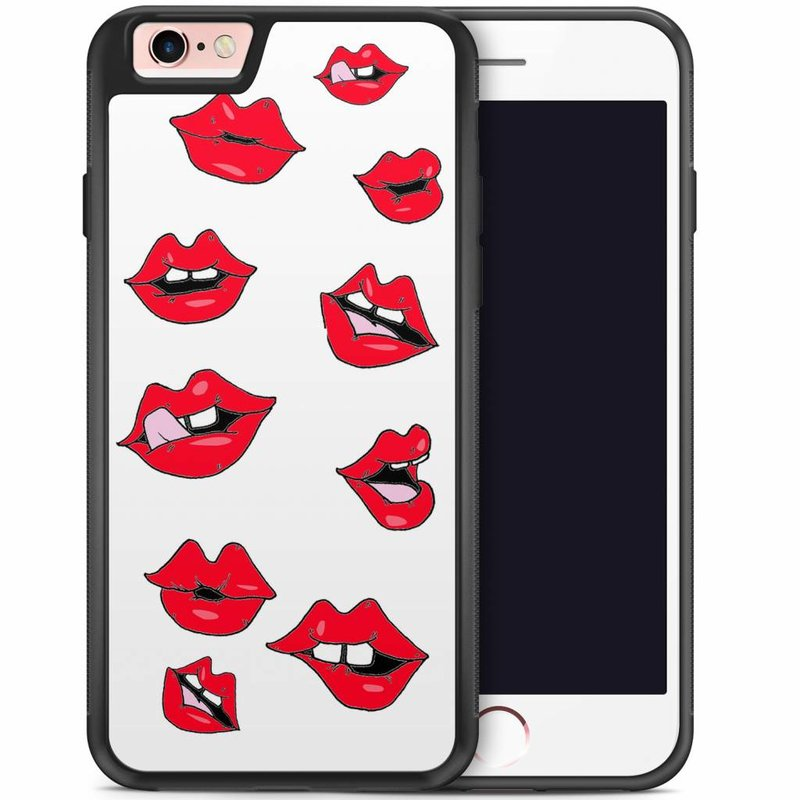 iPhone 6/6s hoesje - Kisses