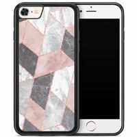 iPhone 8/7 hoesje - Stone grid