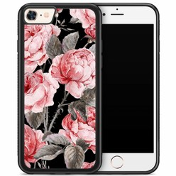 iPhone 8/7 hoesje - Moody florals