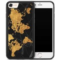 iPhone 8/7 hoesje - Wereldmap