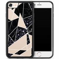 iPhone 8/7 hoesje - Abstract painted