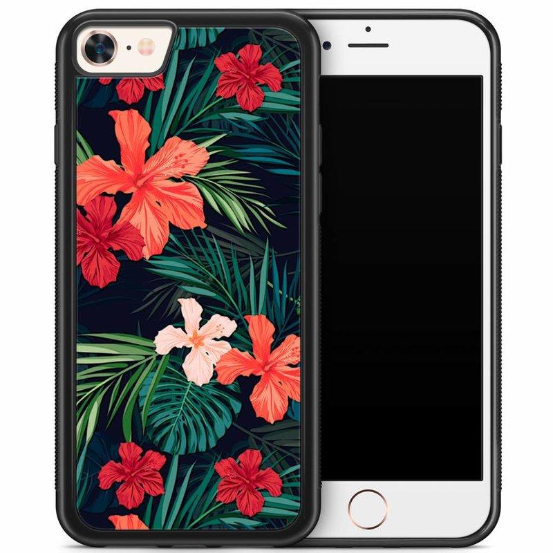 iPhone 8/7 hoesje - Flora