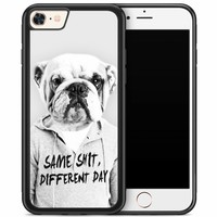 iPhone 8/7 hoesje - Bulldog