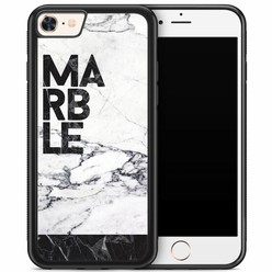 iPhone 8/7 hoesje - Marble is my name