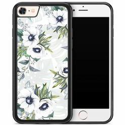 iPhone 8/7 hoesje - Floral art