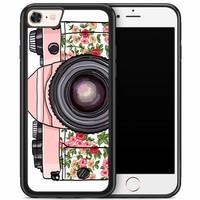 iPhone 8/7 hoesje - Hippie camera