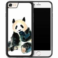 iPhone 8/7 hoesje - Panda