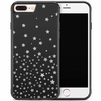 iPhone 8 Plus/iPhone 7 Plus hoesje - Falling stars