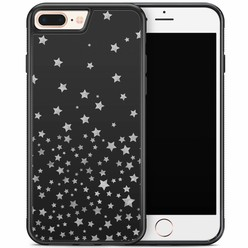 iPhone 8 Plus/iPhone 7 Plus hoesje - Falling stars