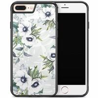 iPhone 8 Plus/iPhone 7 Plus hoesje - Floral art