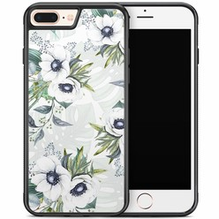 iPhone 8 Plus/iPhone 7 Plus hoesje - Floral art