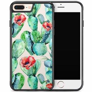 iPhone 8 Plus/iPhone 7 Plus hoesje - Cactus crush