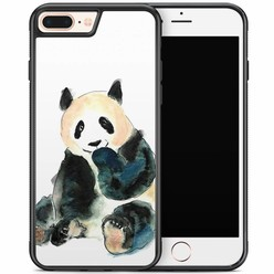 iPhone 8 Plus/iPhone 7 Plus hoesje - Panda