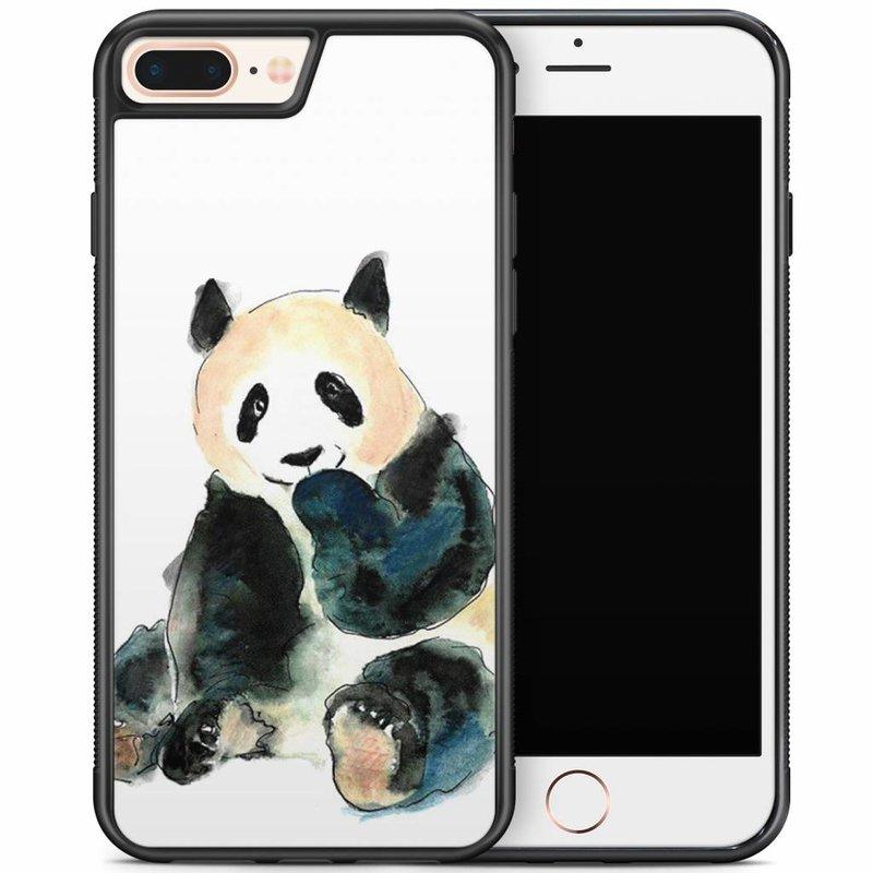 iPhone 8 Plus/iPhone 7 Plus hoesje - Panda