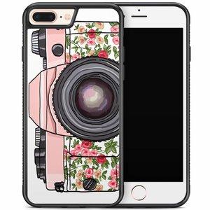 iPhone 8 Plus/iPhone 7 Plus hoesje - Hippie camera