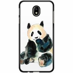 Samsung Galaxy J7 2017 hoesje - Panda