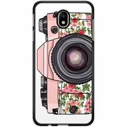Samsung Galaxy J7 2017 hoesje - Hippie camera