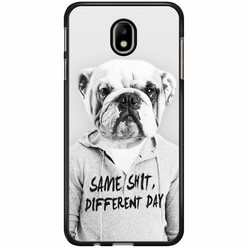 Samsung Galaxy J7 2017 hoesje - Bulldog
