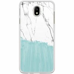 Samsung Galaxy J7 2017 hoesje - Marbletastic