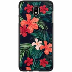 Samsung Galaxy J7 2017 hoesje - Flora