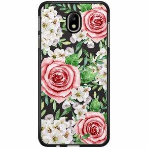 Samsung Galaxy J7 2017 hoesje - Rose story