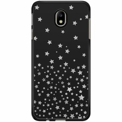 Samsung Galaxy J7 2017 hoesje - Falling stars