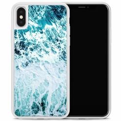 Casimoda iPhone X/XS hoesje - Oceaan